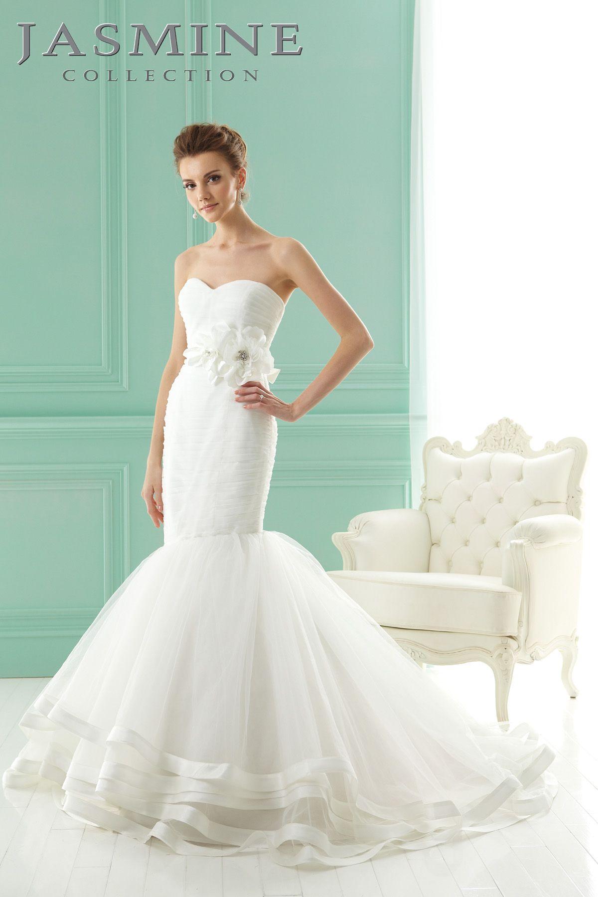 Jasmine Bridal @ Ten Fashions Bridal Boutique. www.tenfashions.com ...