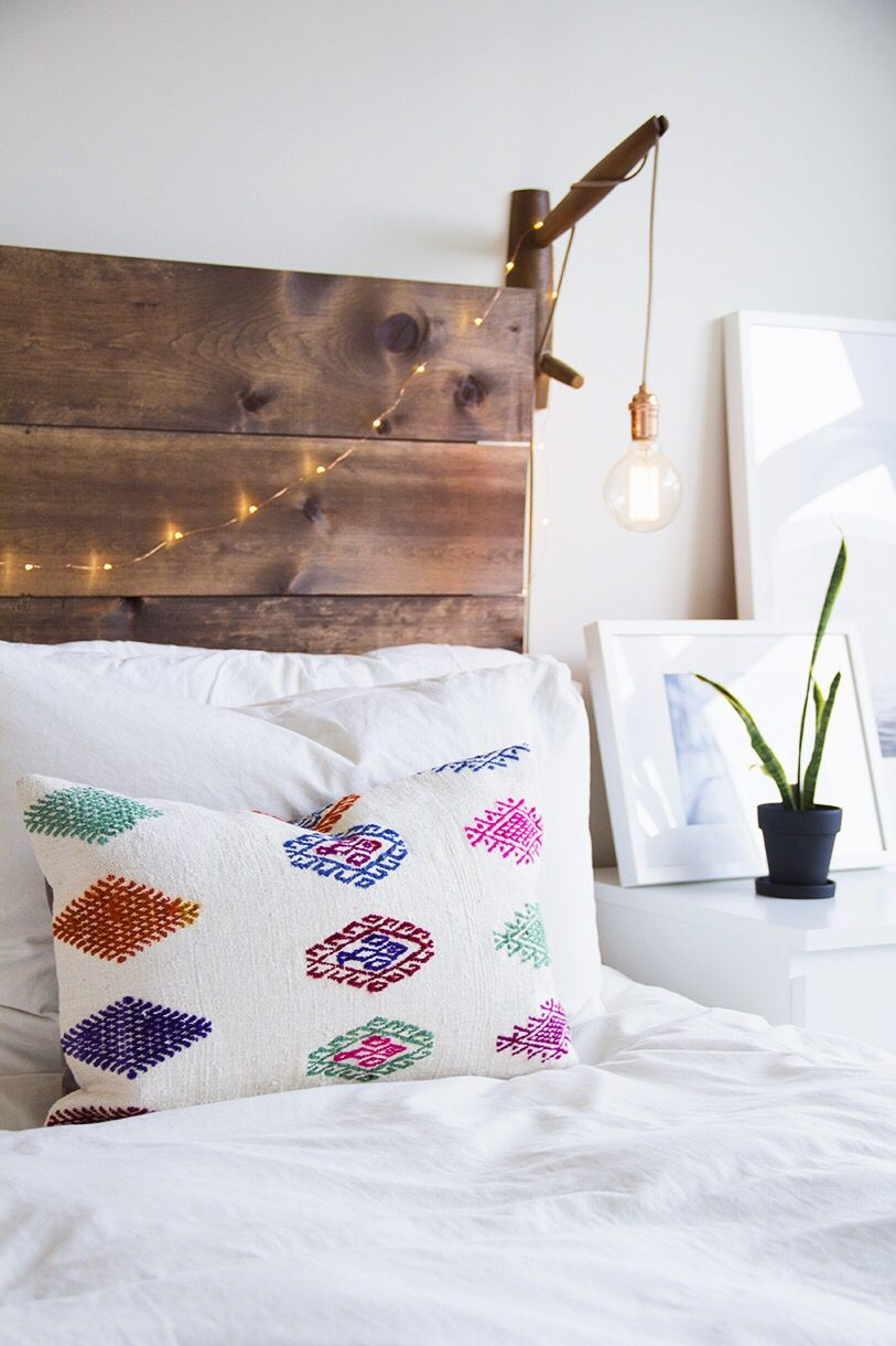 tips to turn your bedroom into a bohemian paradise bedroom