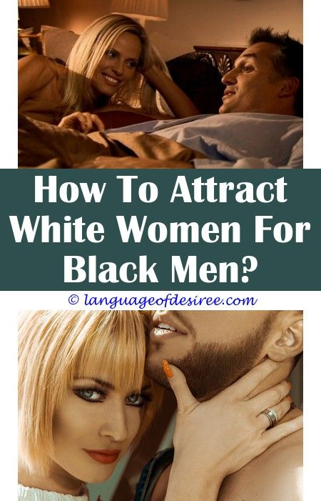 How to be an attractive black man