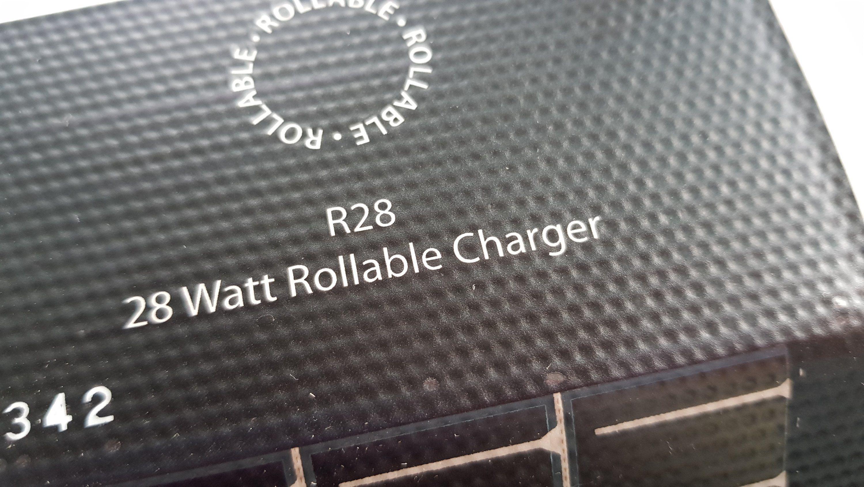 Powerfilm R28 Rollable Solar Panels Solar Panels Portable Solar Power Solar