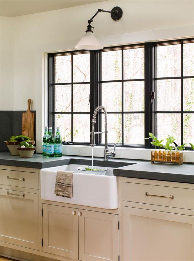 Best Lake House Kitchen Renovation Lauren Liess Pure Style 400 x 300