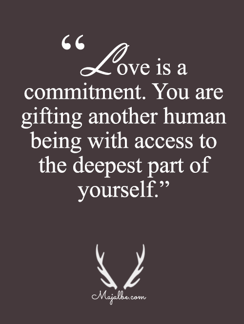 Access To The Part Of You Love Quotes