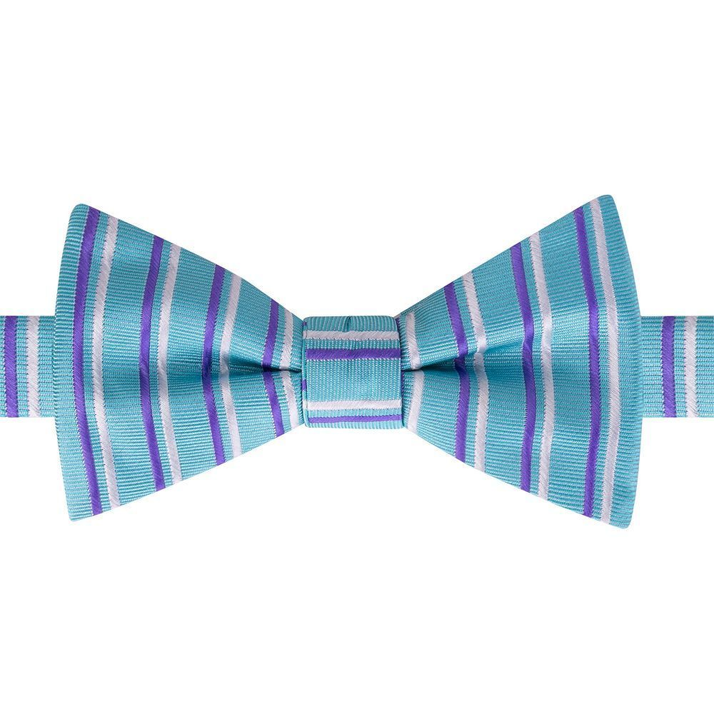 3436f4463f97 Men's Bow Tie Tuesday Novelty Pre-Tied Bow Tie, Turquoise/Blue (Turq/Aqua)
