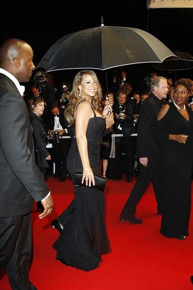 Mariah Carey Photos - Celebrities arriving for the premieres of Thirst, Bak-Jwi and Precious at the 62nd Cannes Film Festival. - Celebs Arriving For Premieres In Cannes