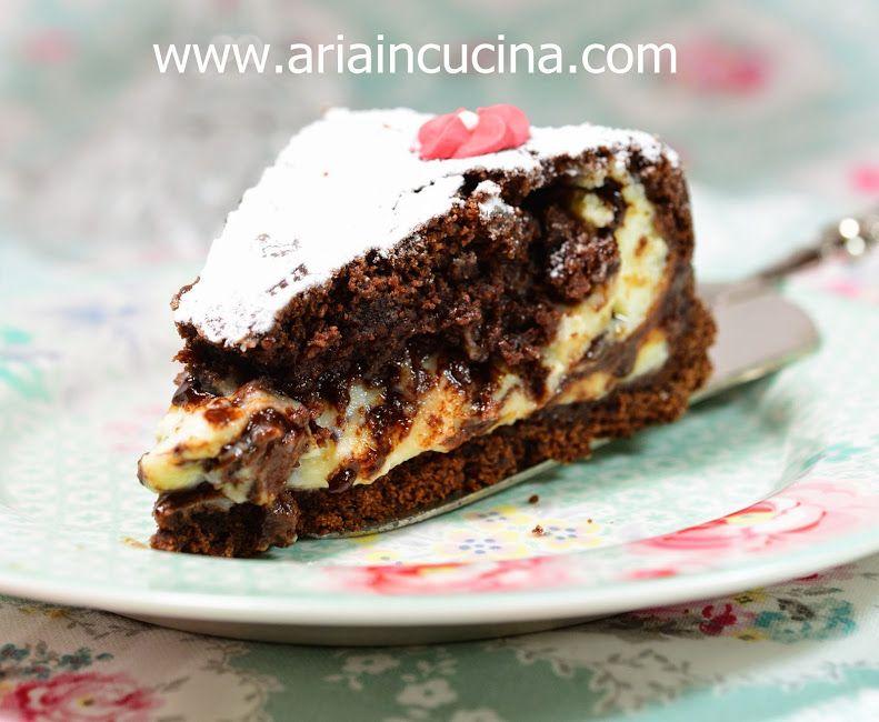 Blog di cucina di Aria: Crostata al cioccolato, mascarpone e ...