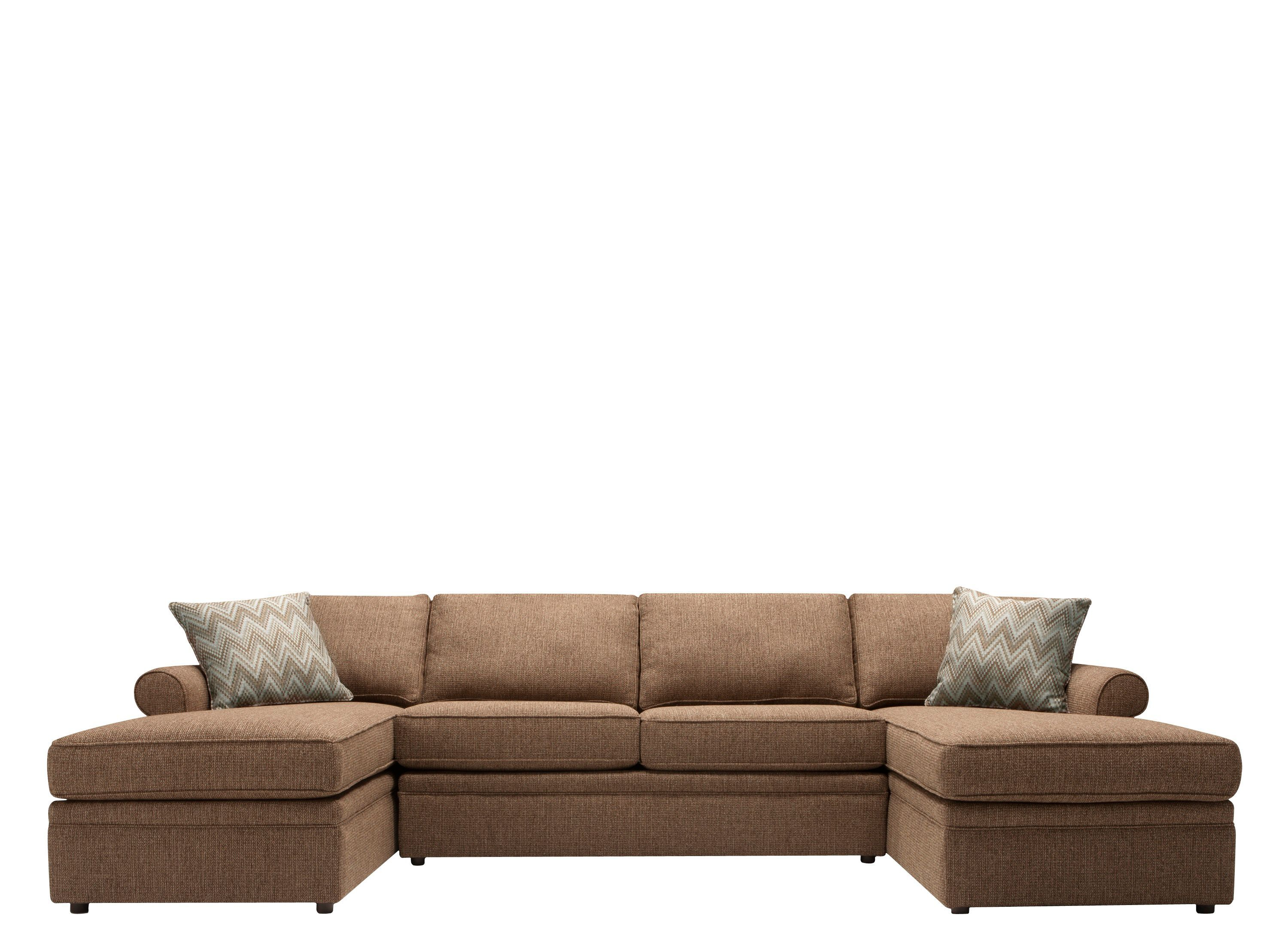 Bwood Ii Sectional Sofa A Striking Blend Of Old World Style And New