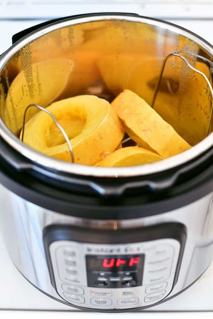 instant pot spaghetti squash  squash recipes baked