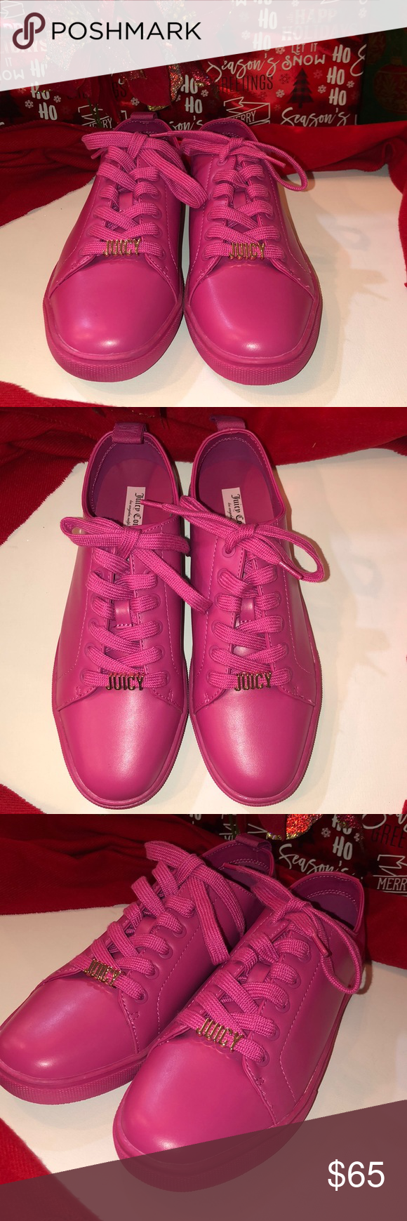 Juicy Couture Sneaker 💕 | Juicy couture