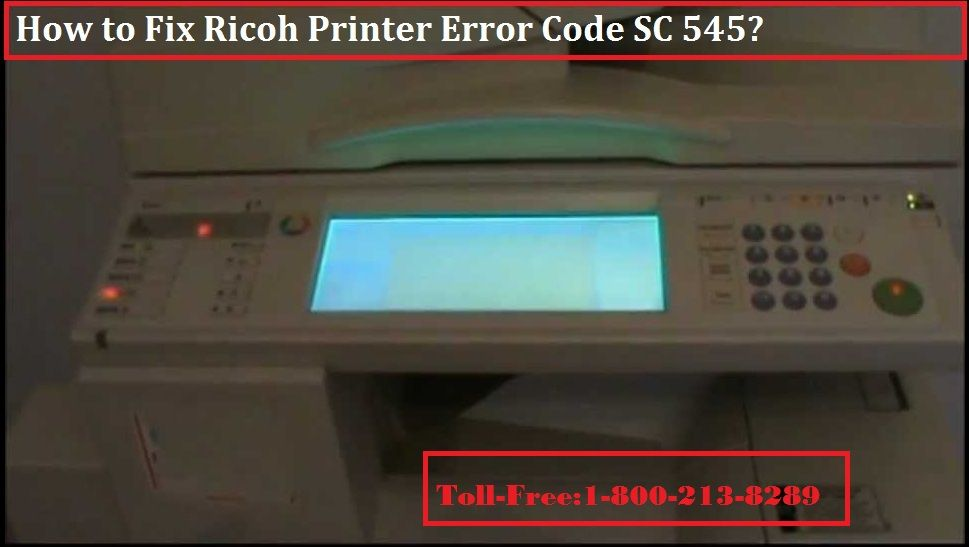 Get In touch with Ricoh Printer Customer care Number 1-800-213-8289