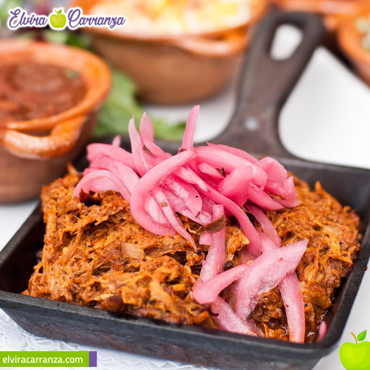 Pibil style pork this recipe you will love enjoy the flavors of elvira troyo carranza from the book modern authentic mexican cooking the art of good eating and the carranza method forumfinder Image collections