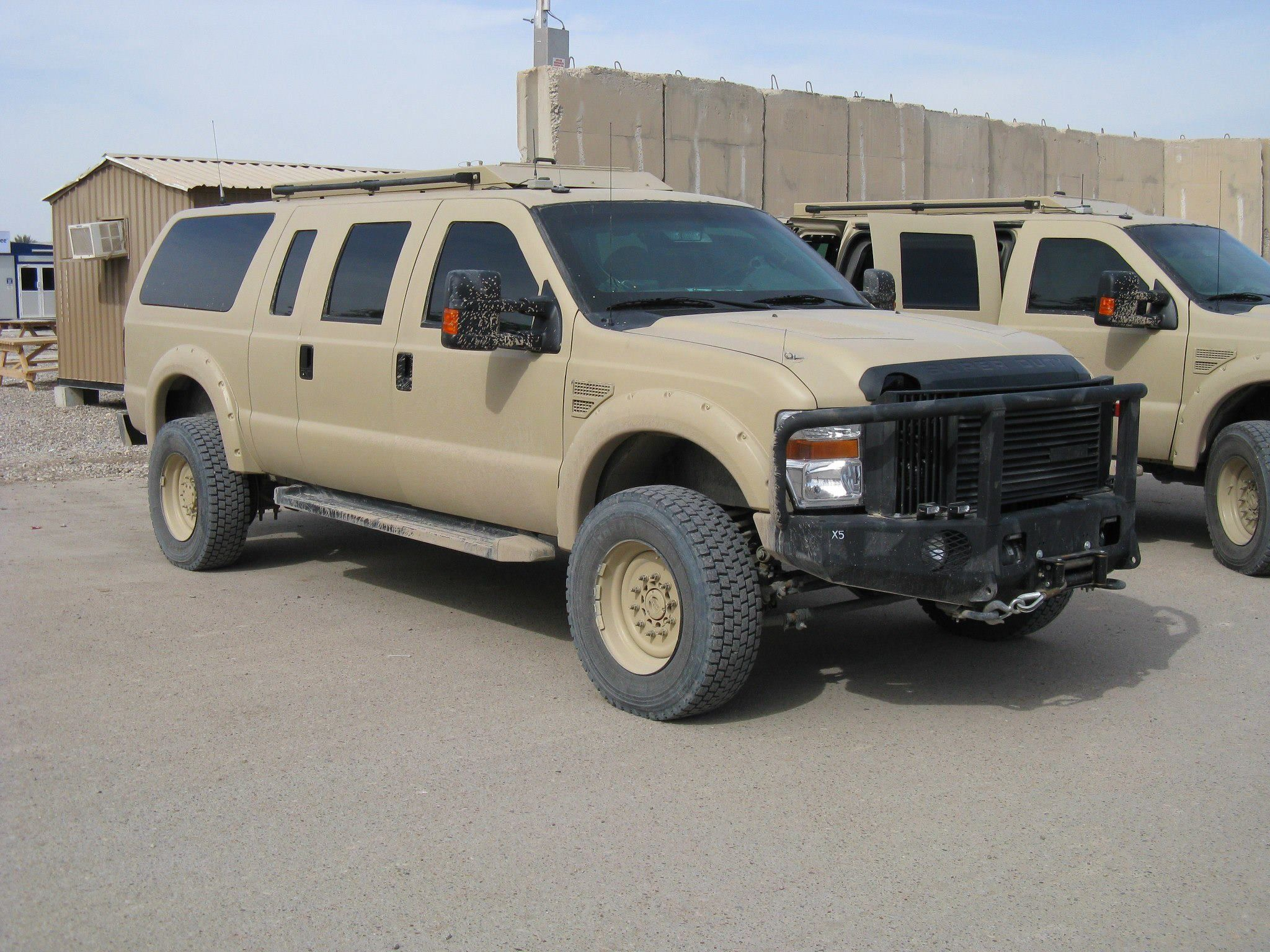 Image Result For Ford Excursion Military