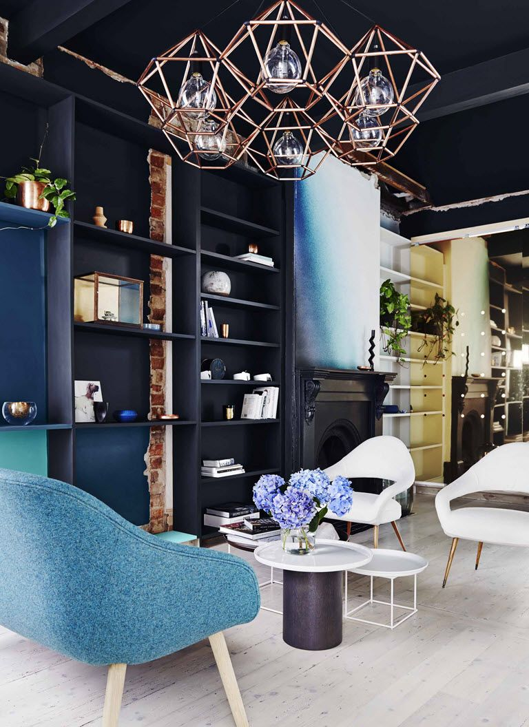 Dulux Australia Interior Inspired by Ginger Smarts AW15 collection