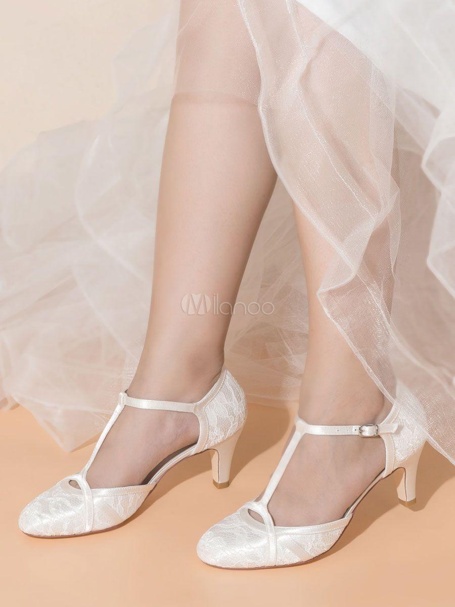 Ivory Satin Peep Toe Kitten Heel Wedding Shoes Size 3 8 Amazon Co Uk Shoes Bags Kitten Heels Wedding Wedding Shoes Heels Peep Toe Wedding Shoes