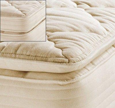 Pillow Top Mattress Covers Amazing Natural Mattress Pad Check More At Httpcasahomanatural Design Ideas