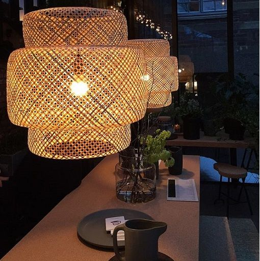 ikea bambus lampe google s gning positive home pinterest lights and interiors. Black Bedroom Furniture Sets. Home Design Ideas