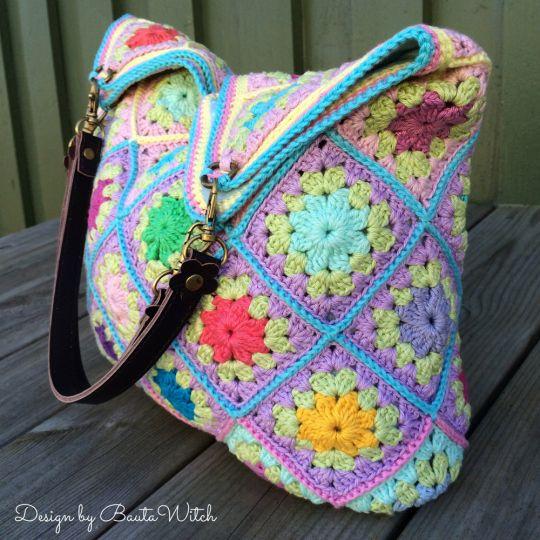 Happy Bag by BautaWitch Tutorial ༺✿Teresa Restegui http://www.pinterest.com/teretegui/✿༻