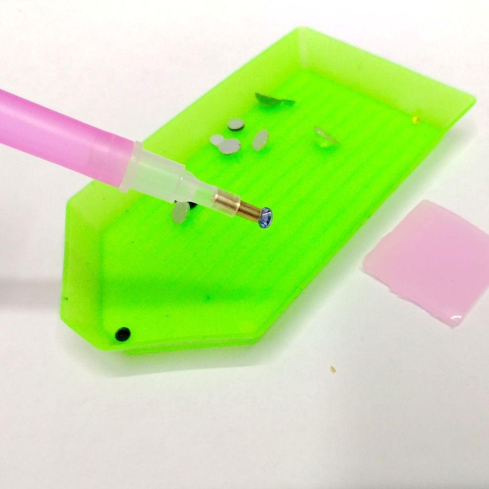 Werkzeug punktiert Nail art Nägel DIY Tools Punktierung Pen 1 stücke ...