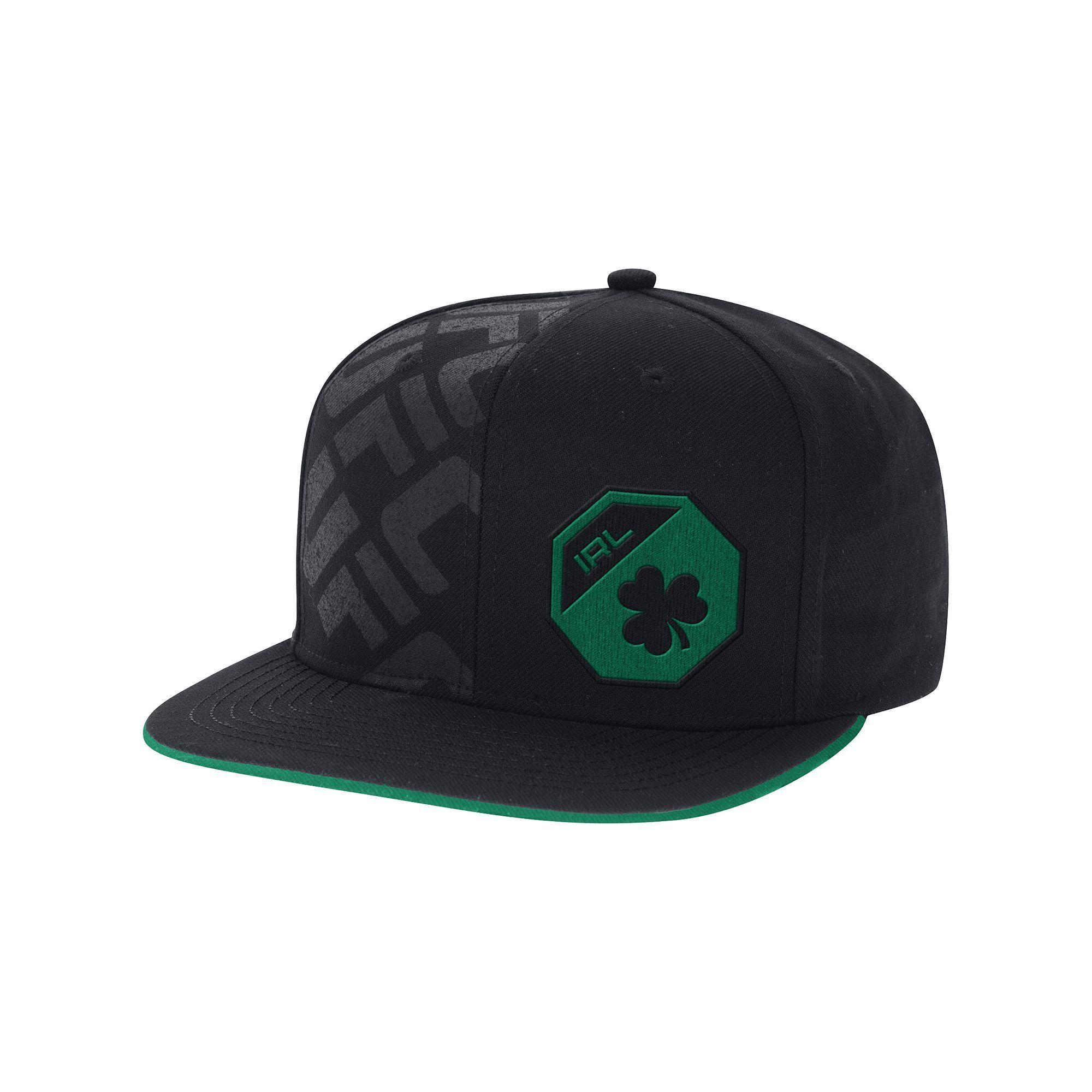 a9a5d45b Men's Reebok UFC Ireland Fighter Adjustable Cap | Products | Cap ...