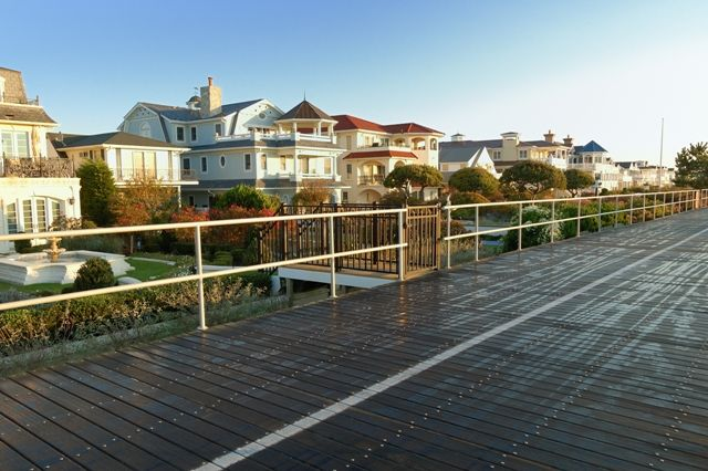 Boardwalk And Street Ocean City New Jersey When I Win The Lottery One Day Am Ing Myself A Beach House Here Smack Dab On