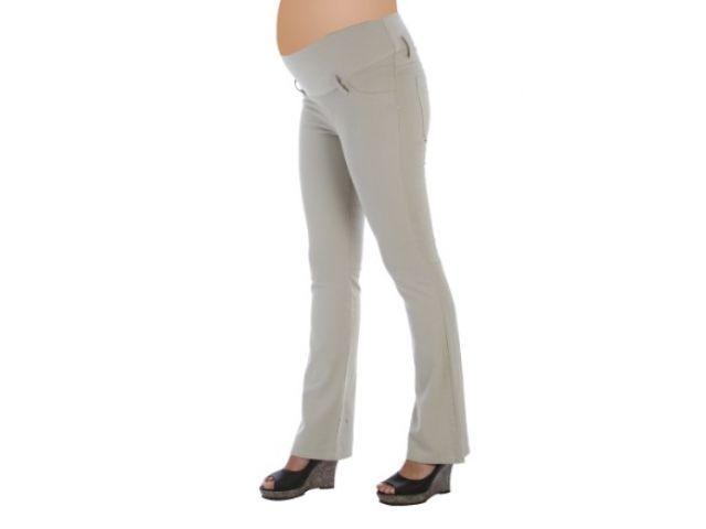 409c44782 Pantalón gabardina invierno futura mamá - ¿Qué será  - Blunki - Futura mamá  - Embarazada - Ropa embarazo  Embarazo pantalon d evestir de embarazada