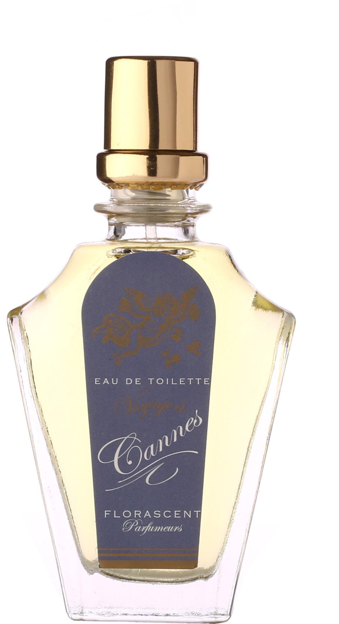 Florascent Parfumeurs Parfum de Poche Voyage à Cannes Eau de Toilette 15ml