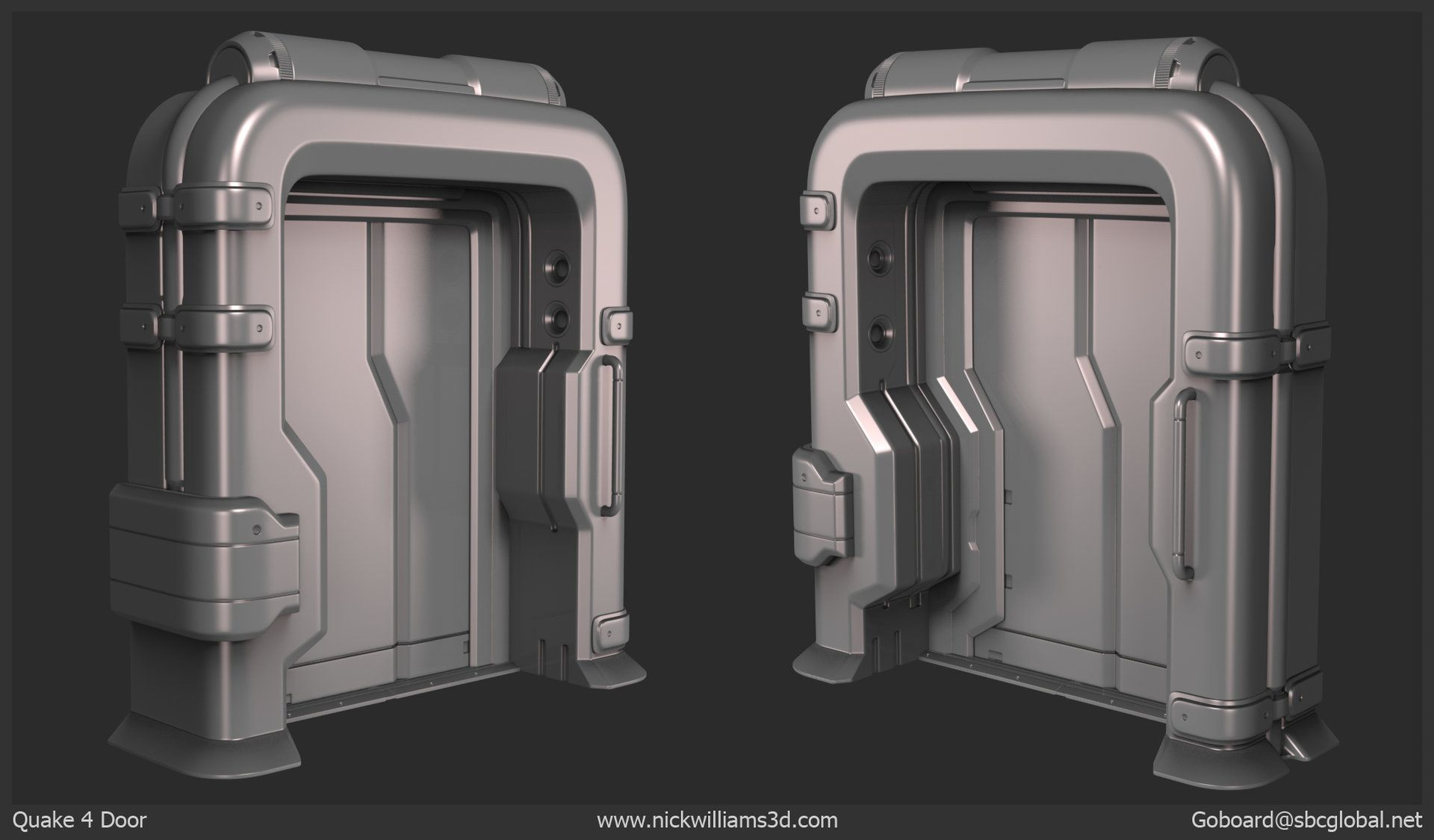 Pin by darina popova on k pinterest sci fi environment design and concept art - Several artistic concepts for main door ...