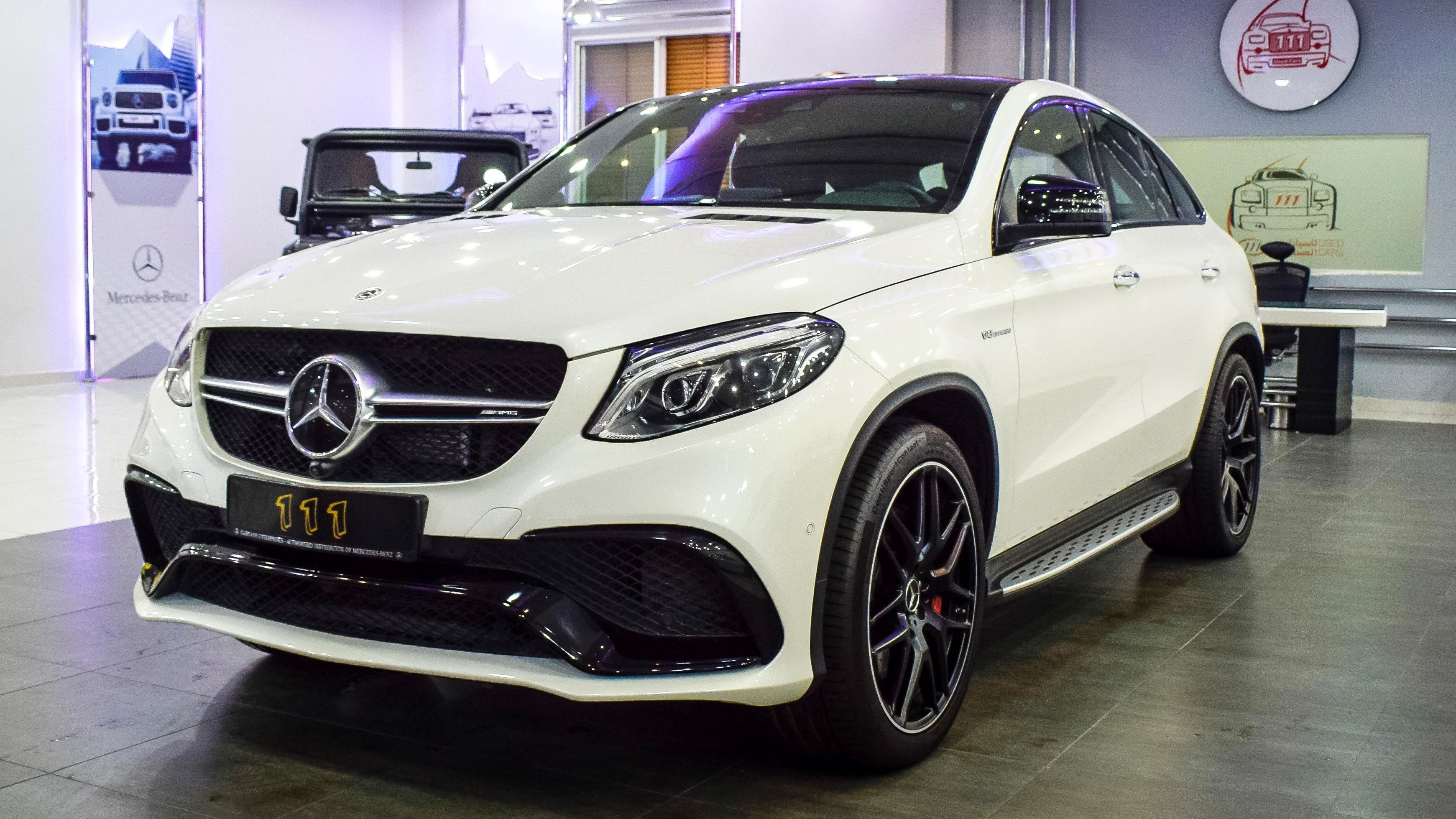 2018 Mercedes Benz Gle 63 S V8 Biturbo Amg Gcc Specs Warranty 5 Years And Service Contract Mercedes Benz Gle Benz Mercedes Benz