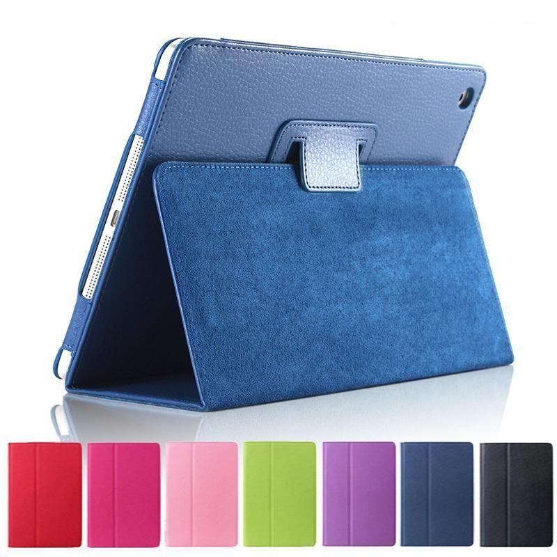 Ipad Mini Case Matte Soft Flip Cover Smart Stand Ipad Mini Ipad Hulle Und Lederhulle