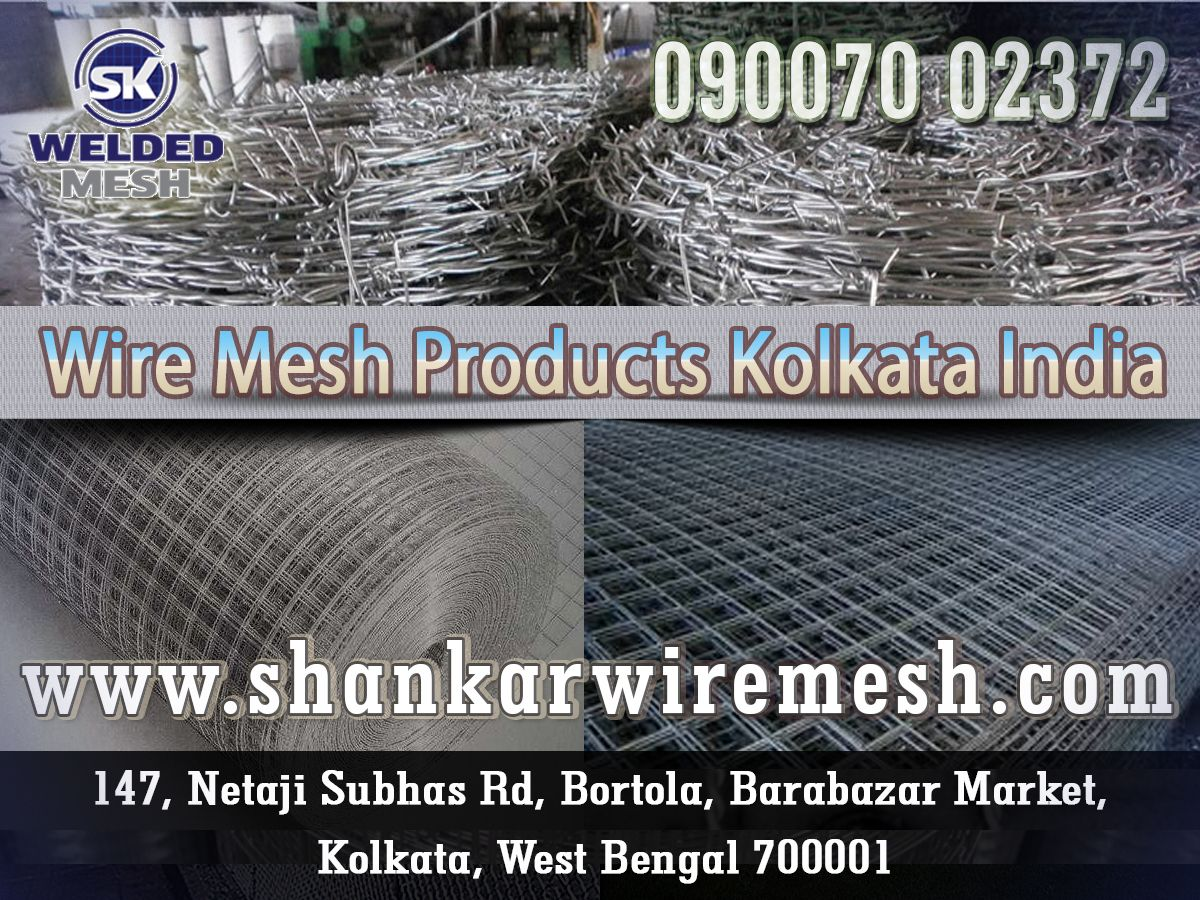 The one of best wire mesh products Kolkata india is better choice ...