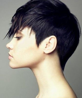 How To Tell If A Pixie Cut Will Suit You Pin On Unique Women Fashion
