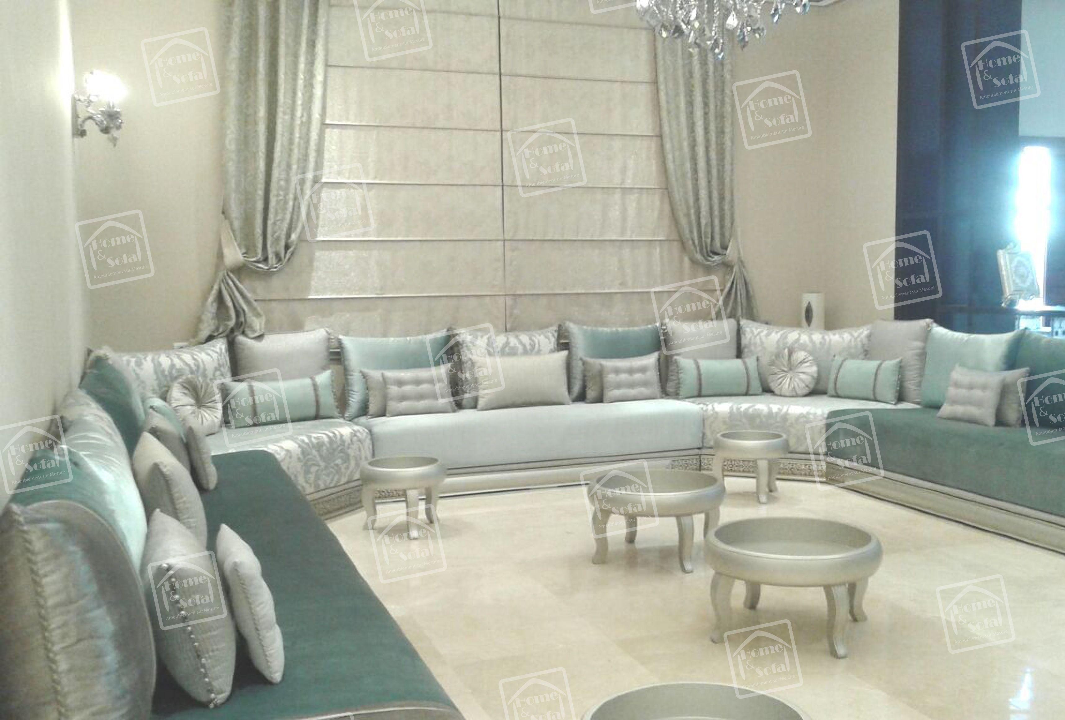 Home and Sofa - texture, agencements de couleurs et decoration