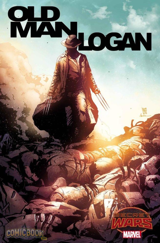 Old Man Logan Vol 1 #3 by Andrea Sorrentino