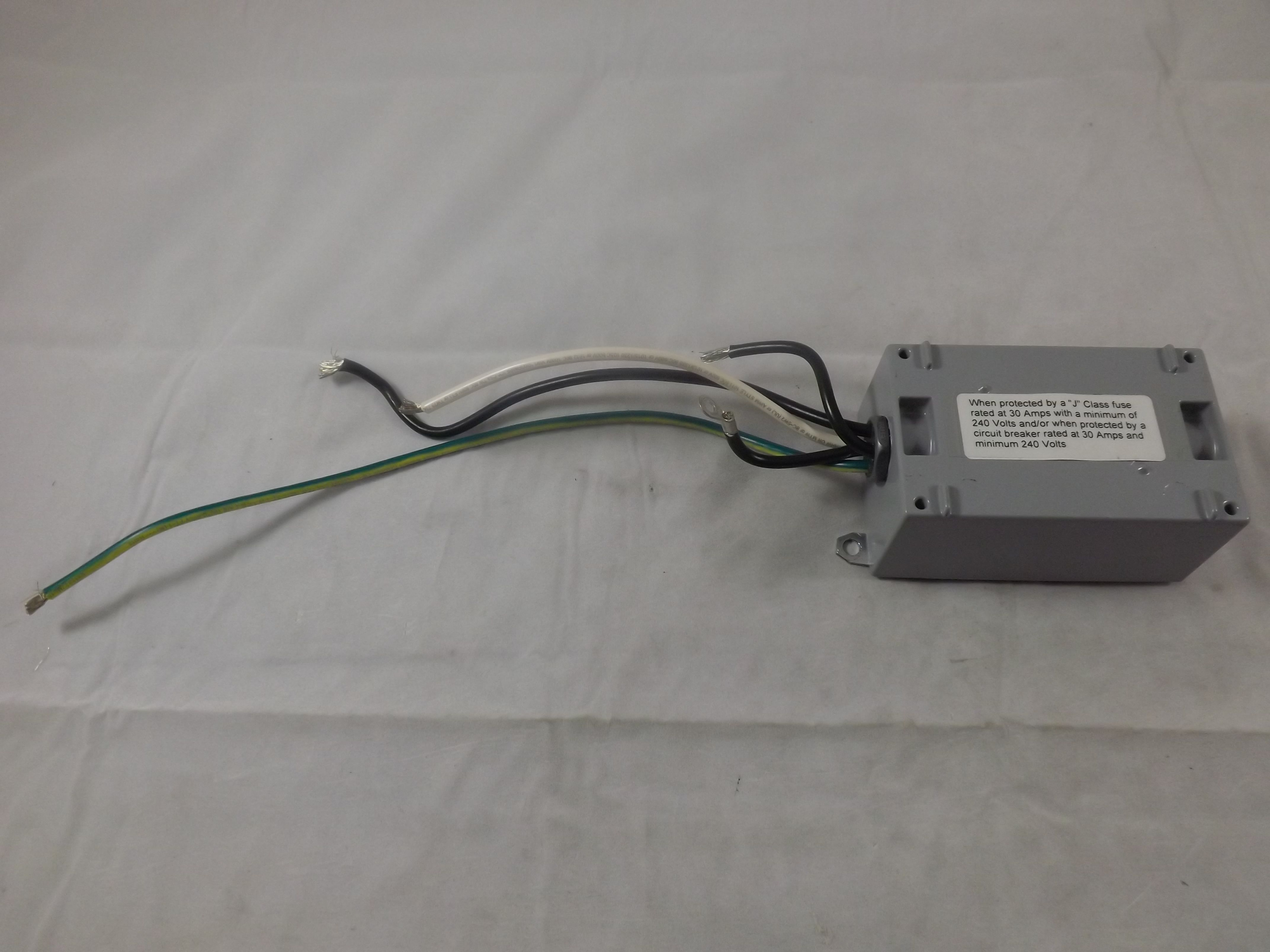 452120040 Act Communications Transhield 452 Surge Protection 120v 2 Wire Grd Surge Protection Communications Protection