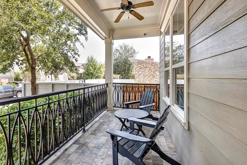 Impressive Wrought Iron Railings With Grey Colored Wooden Adirondack Chairs For Wrought Iron Porch Railings Iron Railing Front Porch Columns