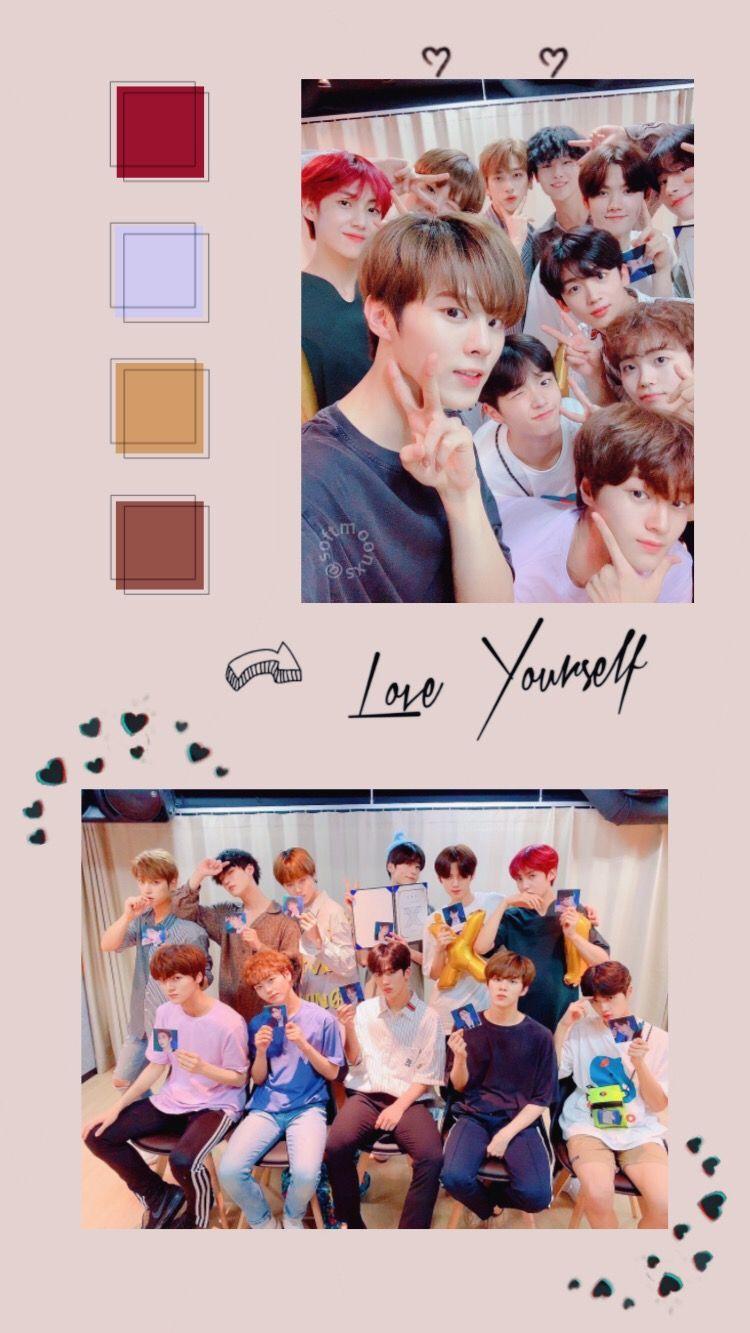 Wallpaper X1 Xone Producex101 Kpop Edit Di 2019 Suami