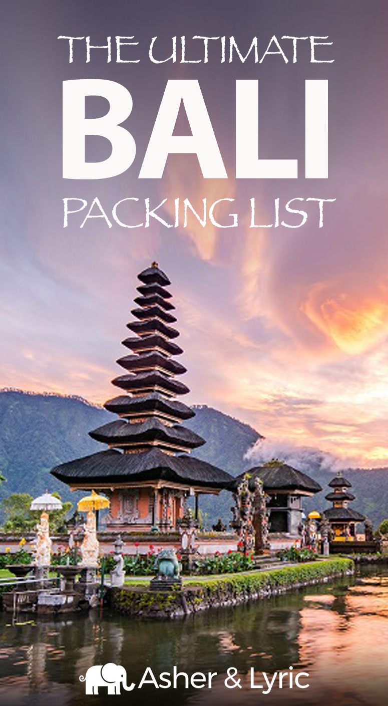 17 Top Bali Packing List Items + What to Wear & NOT to Bring (2018). You'll also see I've included a guide for what to wear in Bali, what NOT to bring, and additional frequently asked questions. Traveling here is a step into another world.