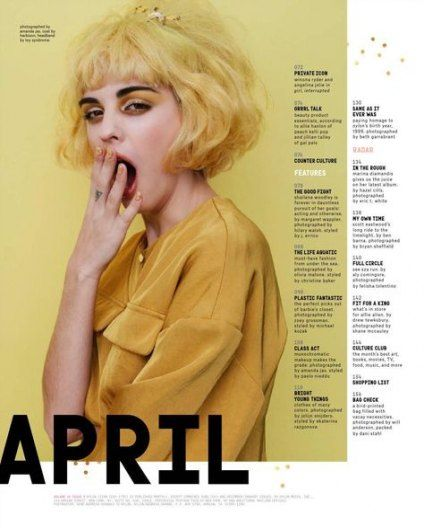 Trendy fashion magazine layout cover colour 60 ideas #editoriallayout