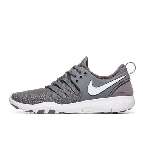 Nike Women's Nike Free 7 Training Shoes (Dark Grey/White, Size 11)