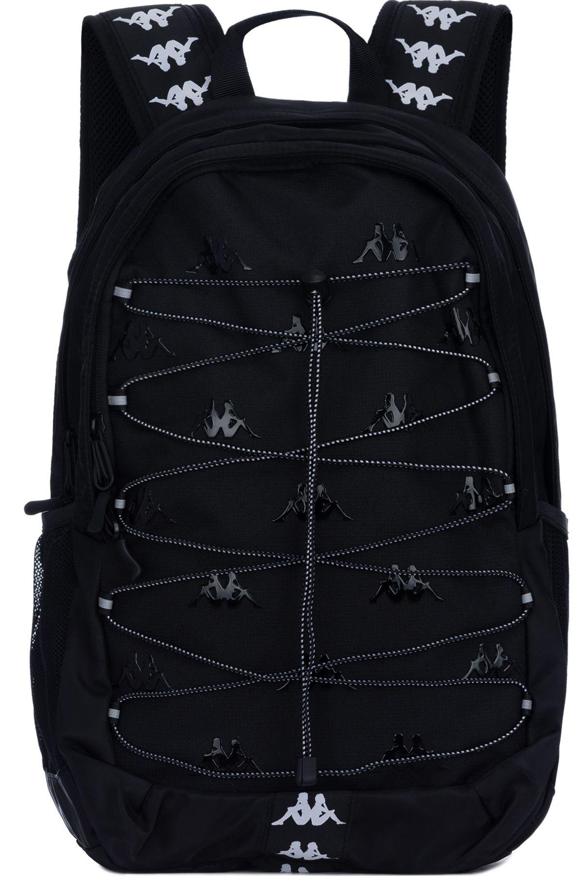 nonostante Arti letterarie Riuscito  Kappa - 222 Banda Astar Backpack - Black | Black backpack, Backpacks,  Backpack bags