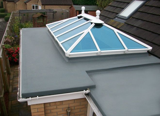 Topseal Systems Fibreglass Roof Flat Roof Systems Roofing