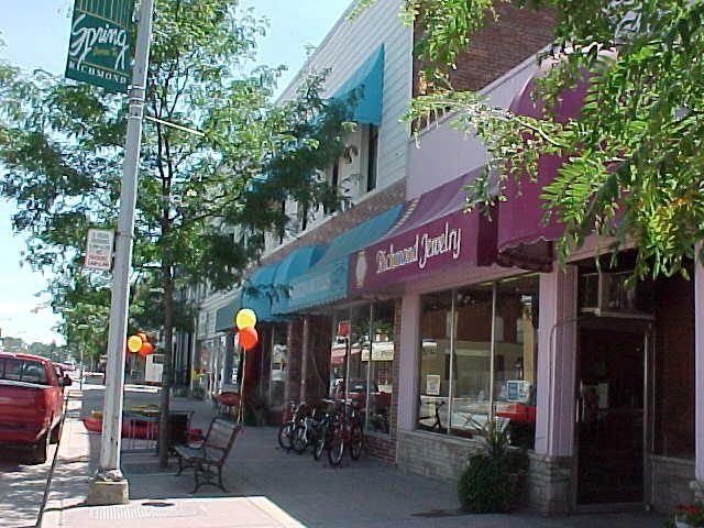 Historic downtown RICHMOND