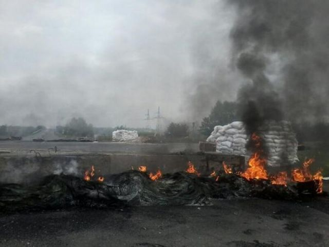 30 DEAD after MRL barrage near Donetsk. | War and Conflict