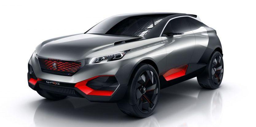 voiture 4x4 hybride 2014