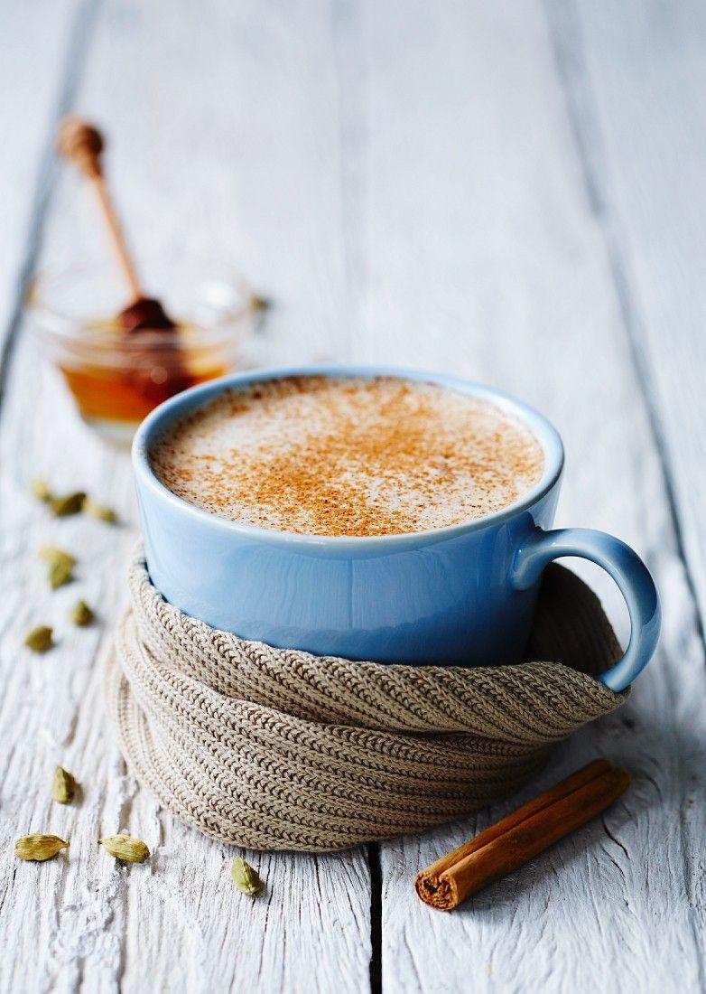 die besten 25 chai tee ideen auf pinterest chai chai kaffee rezept und rezept chai latte kaffee. Black Bedroom Furniture Sets. Home Design Ideas