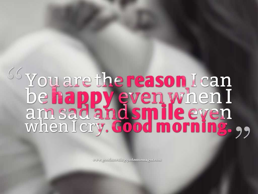 the most romantic good morning love messages for wife is the