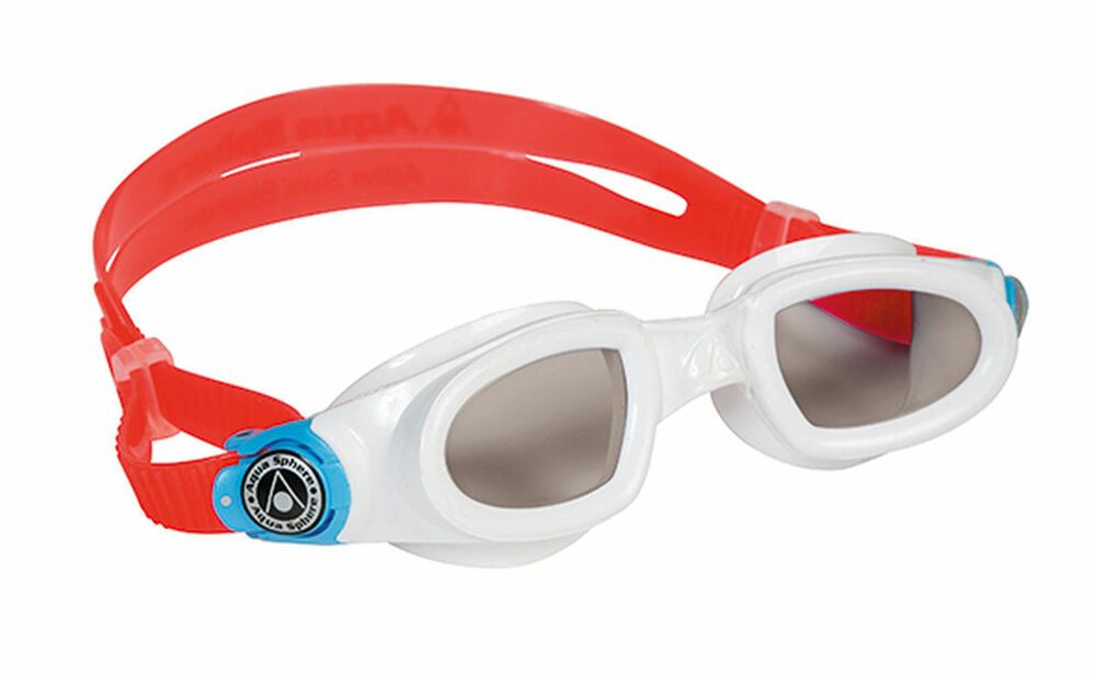 Ebay Sponsored Aqua Sphere Moby Kinder Getonte Scheiben Schwimmbrille Weiss Aqua Brille Badehaube