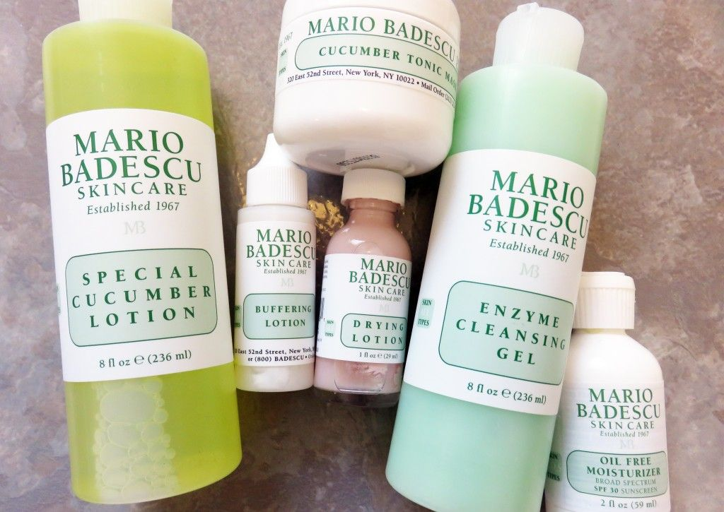 Review How Well Does Mario Badescu Work For Acne Skin Care Healthy Skin Cream Skin Care Pimples