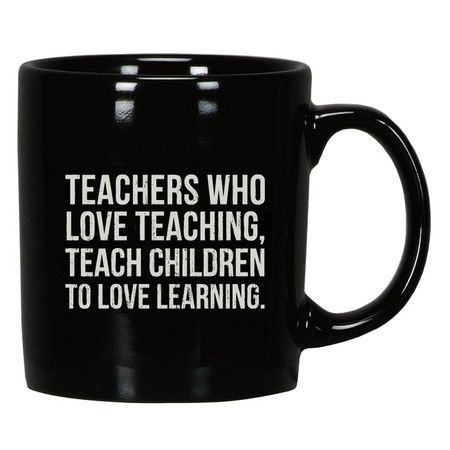 I pinned this Teachers Mug from the Primitives by Kathy event at Joss and Main!