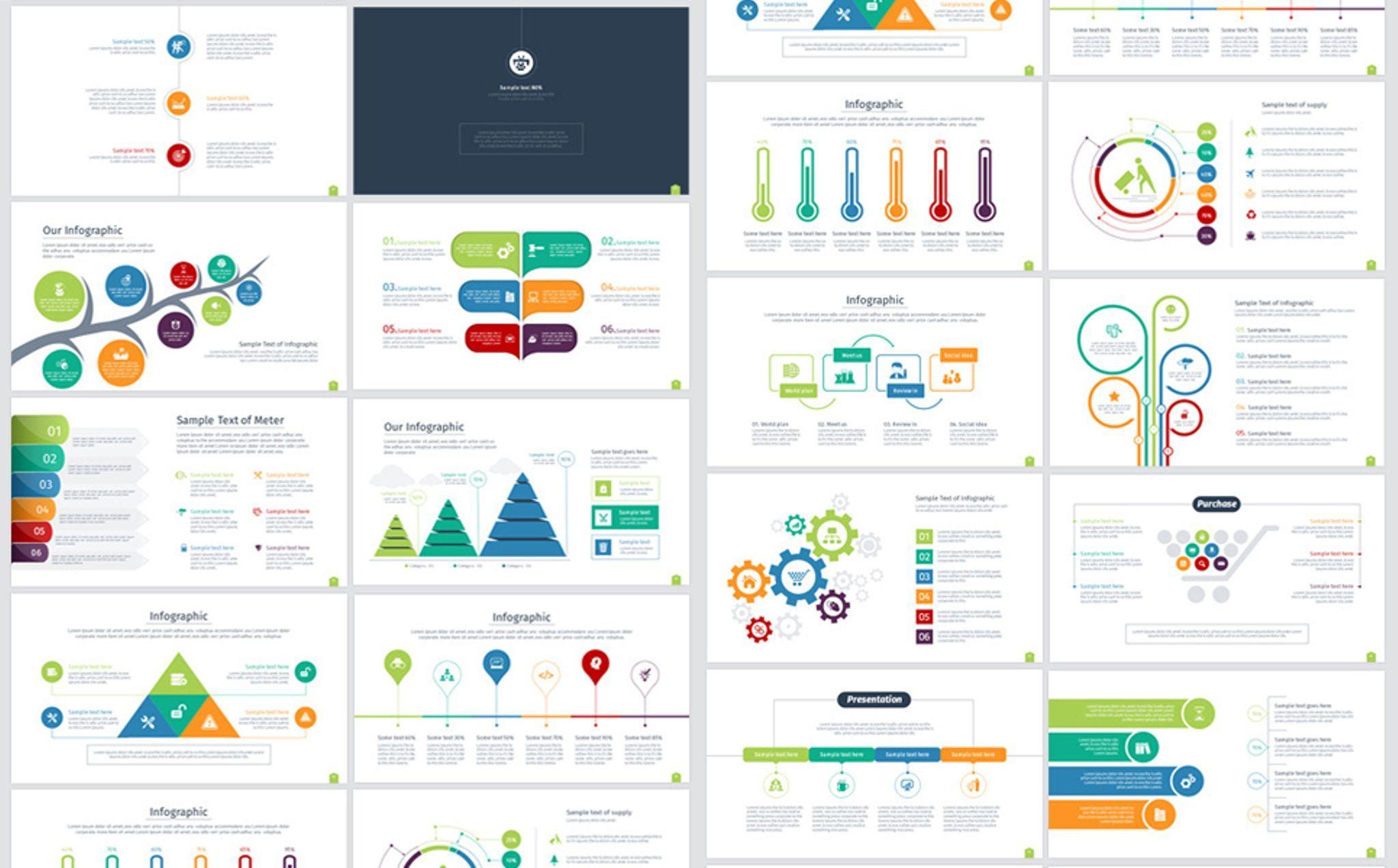 Xtrimbro Multipurpose Infographic Presentational