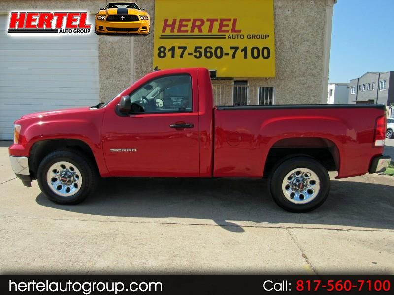 1 Owner 2011 Gmc Sierra 1500 Swb V6 Pickup Truck For Sale Pickup